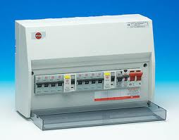 Example of 17th Edition Consumer Unit